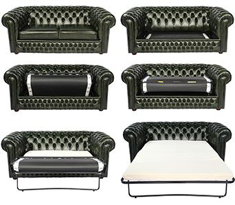 chesterfield schlafsofa 2 antikshop blog. Black Bedroom Furniture Sets. Home Design Ideas