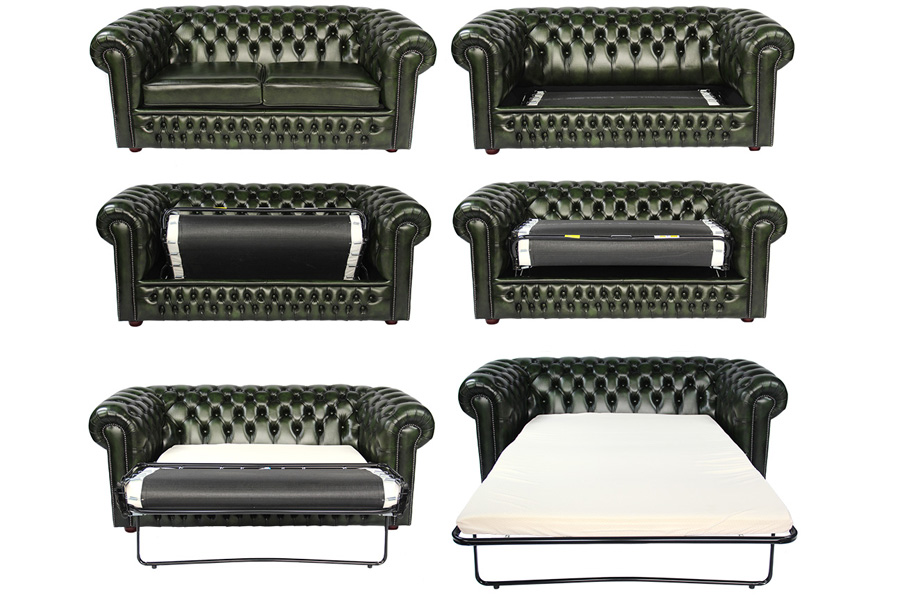 chesterfield schlafsofa ausgeklappt matrazze antikshop blog. Black Bedroom Furniture Sets. Home Design Ideas